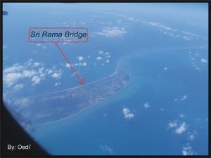 Sri Rama Bridge 1