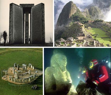 12 monumen paling misterius di dunia