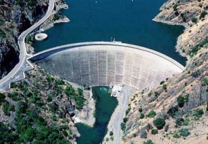 Glory Hole – Monticello Dam, California