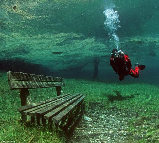 10 Fenomena Alam Teraneh di Dunia