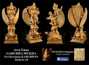 Arca Garuda Mukha lengkap