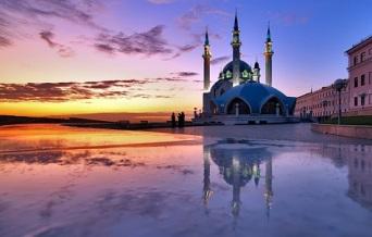 keindahan agama