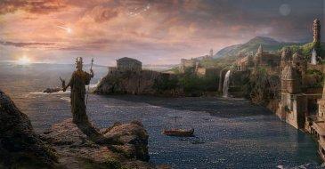 atlantis__the_last_sunrise_by_batkya-d4tuxzz