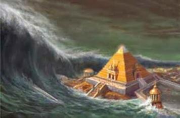 Atlantis-deluge