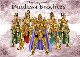 the_pandawa_brothers_by_elangkarosingo-d5nzdq2