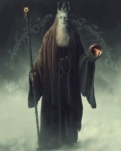 mitologi Lord of the rings - maiar sauron