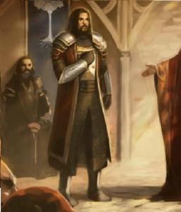 mitologi LOTR - Andunie prince