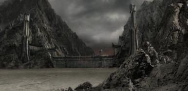 mitologi LOTR - Black gate mordor