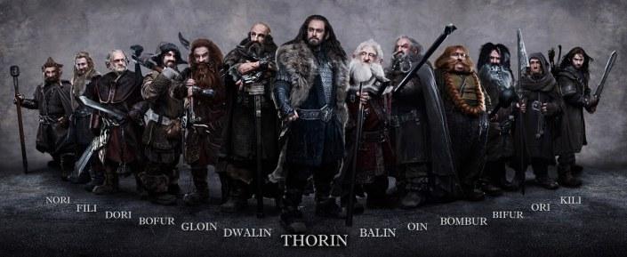mitologi LOTR - dwarves