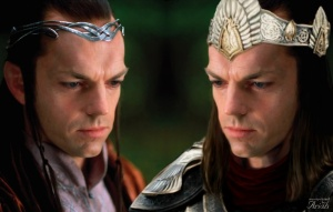 mitologi LOTR - Elrond and Elros