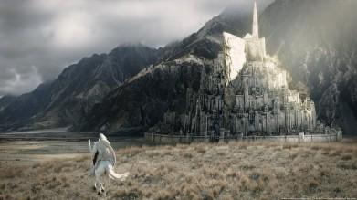 mitologi LOTR - Gondor Minas_Tirith