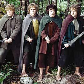mitologi LOTR - Hobbit
