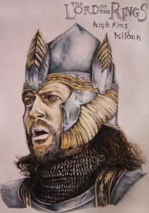 mitologi LOTR - Isildur 2