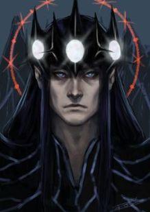 mitologi LOTR - mahkota Morgoth