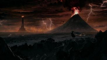 mitologi LOTR - Mordor