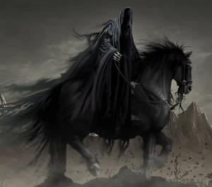 mitologi LOTR - Nazgul