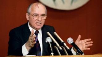 tokoh komunis, mikhail gorbachev