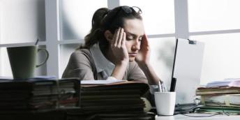 wanita karir stress