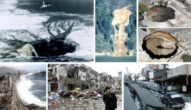 natural earth-disasters