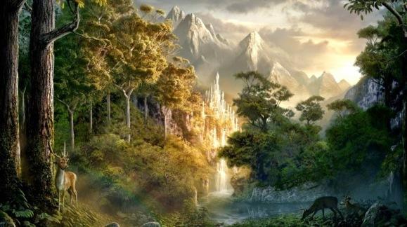hutan rimba