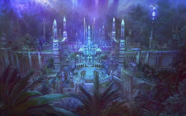 kerajaan misteri